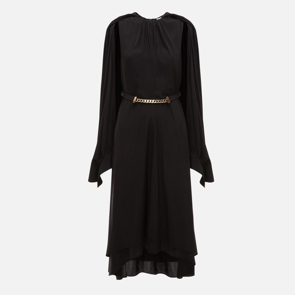 <JW ANDERSON>CAPED DRESS