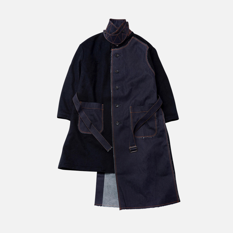 <BEST PACKING STORE>KHOKI for BEST PACKING STORE Fall Coat