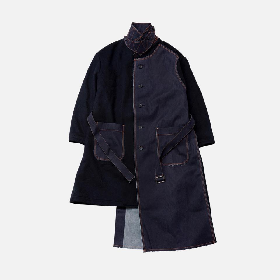 <BEST PACKING STORE>KHOKI for BEST PACKING STORE Fall Coat