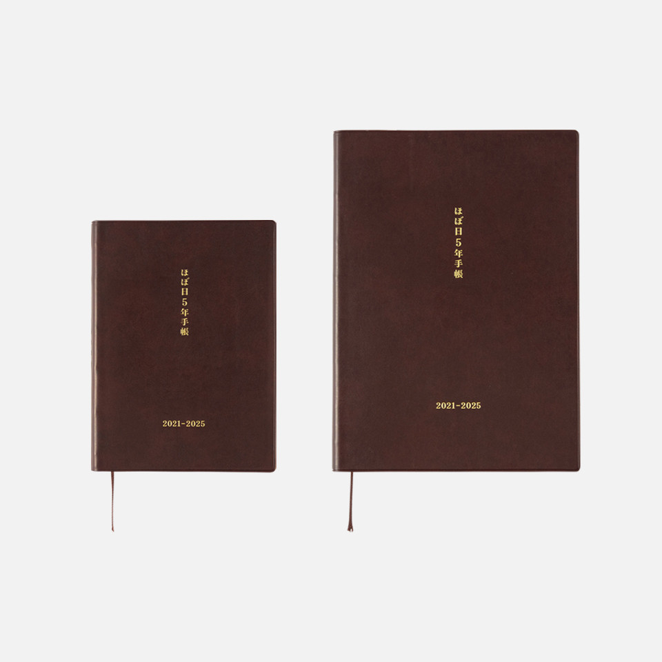 It is almost notebook for five years on day