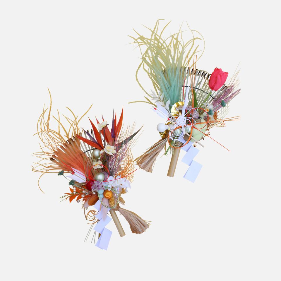 fiore soffitta正月飾り