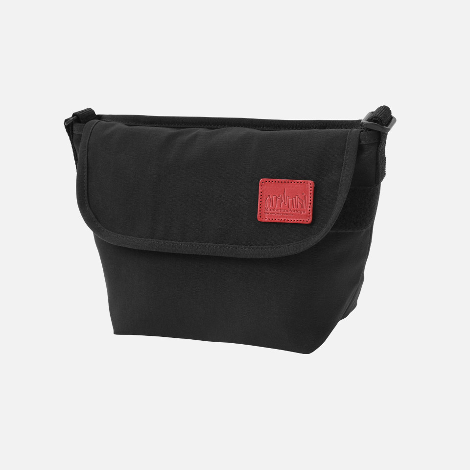 CORDURA®Waxed Nylon Fabric Collection Casual Messenger Bag