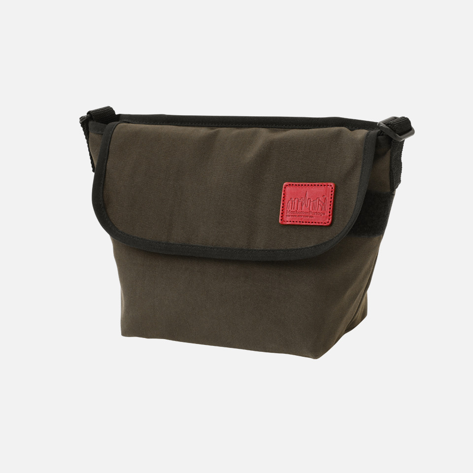 CORDURA® Waxed Nylon Fabric Collection Casual Messenger Bag