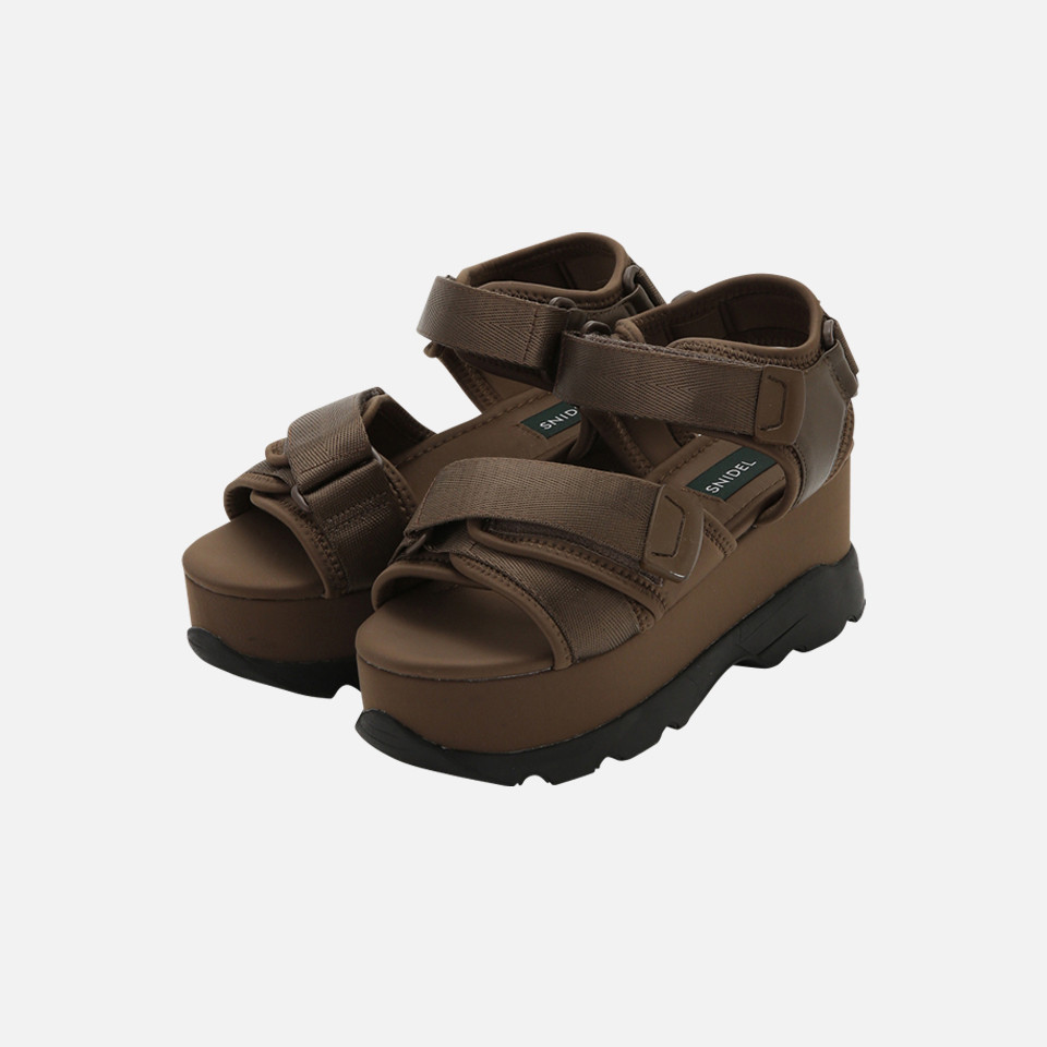 <SNIDEL X emmi> Sneakers sole sandals