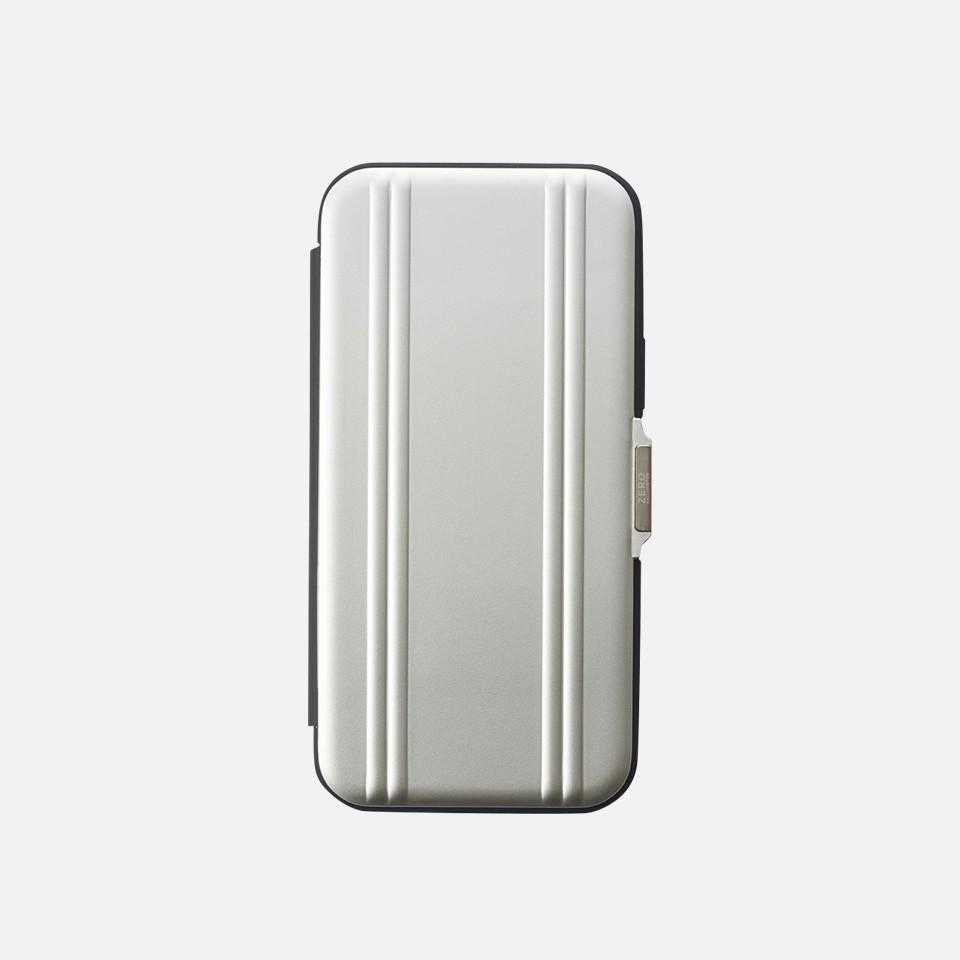 ZERO HALLIBURTON Hybrid Shockproof Flip Case
