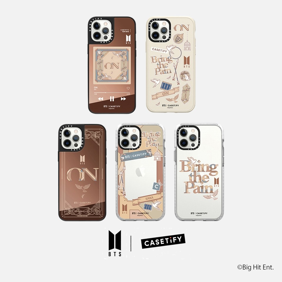 <BTS | CASETiFY> iPhone case