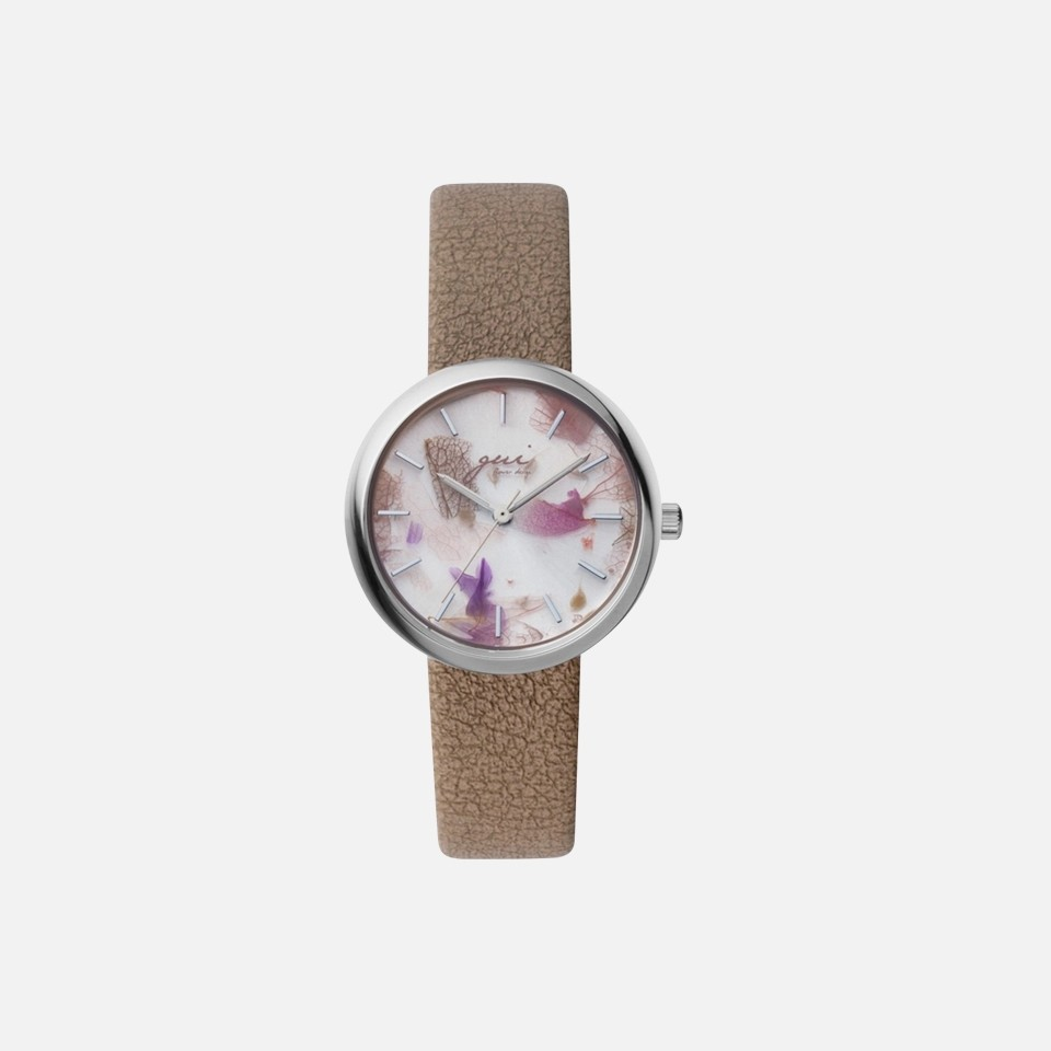 <SPICA X gui flower design> Collaboration rate watch