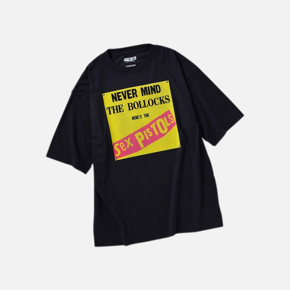 FEATURING SEX PISTOLS T-SHIRT COLLECTION