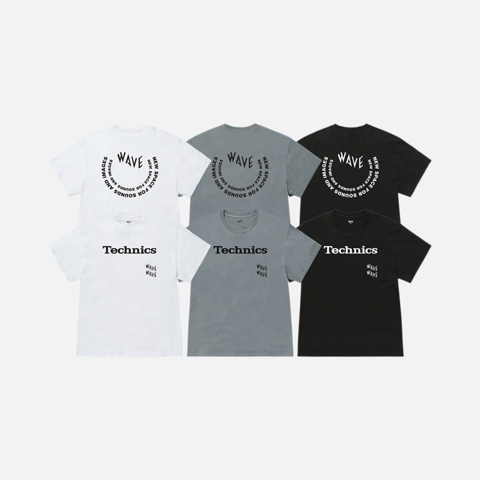 <WAVE X Technics> 2nd collaborate collection