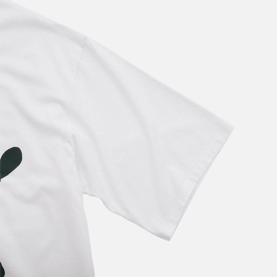 <LAD MUSICIAN×Lui's>リーフ柄スーパービッグTシャツ