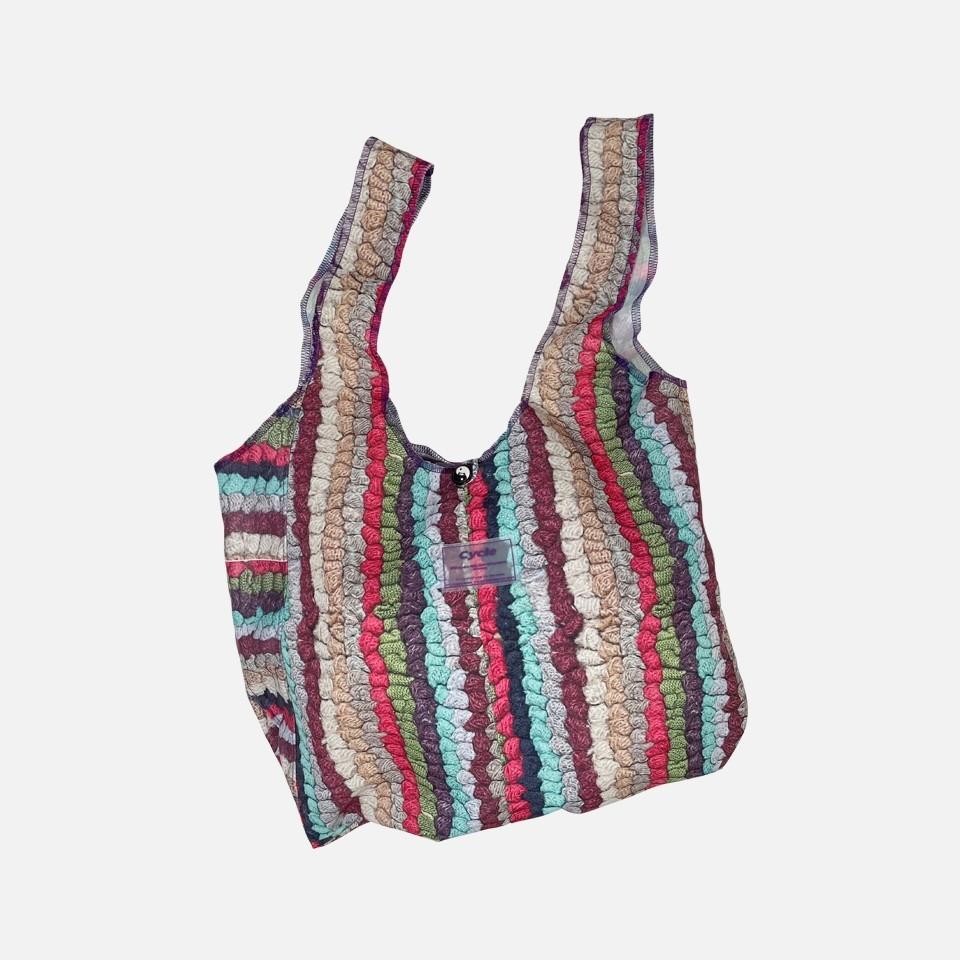PATTERNED ECO FABRIC BAG(novelty item)
