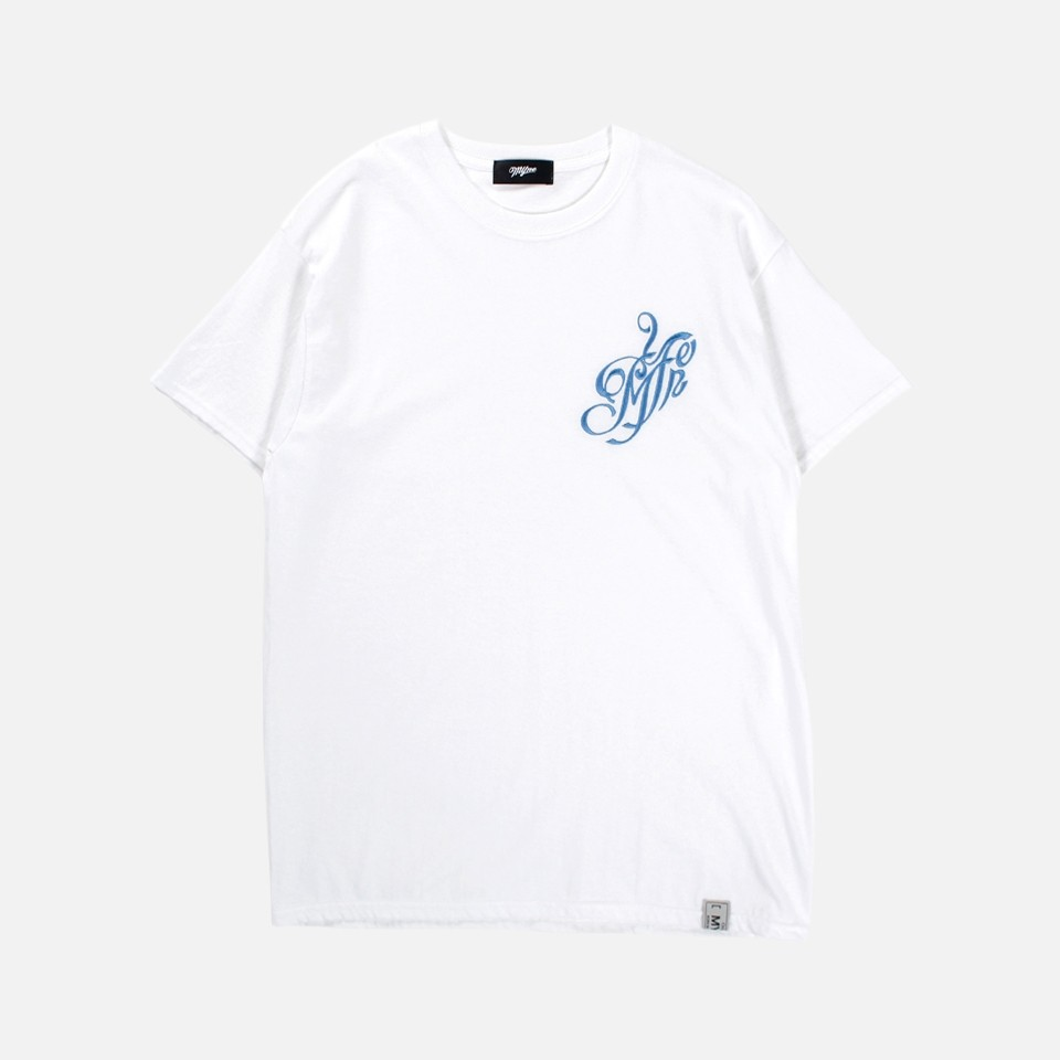 MYne Embroidery H/S T-shirt