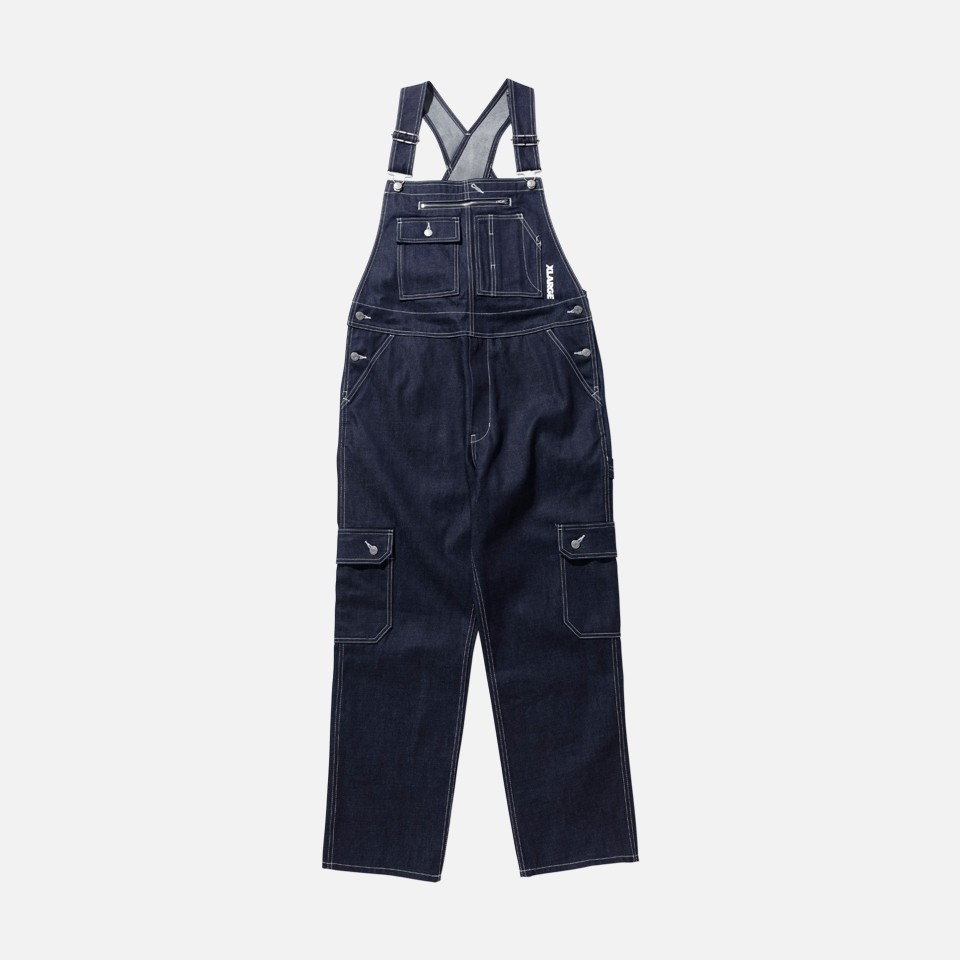<XLARGE>DENIM OVERALL「BROTHERS」