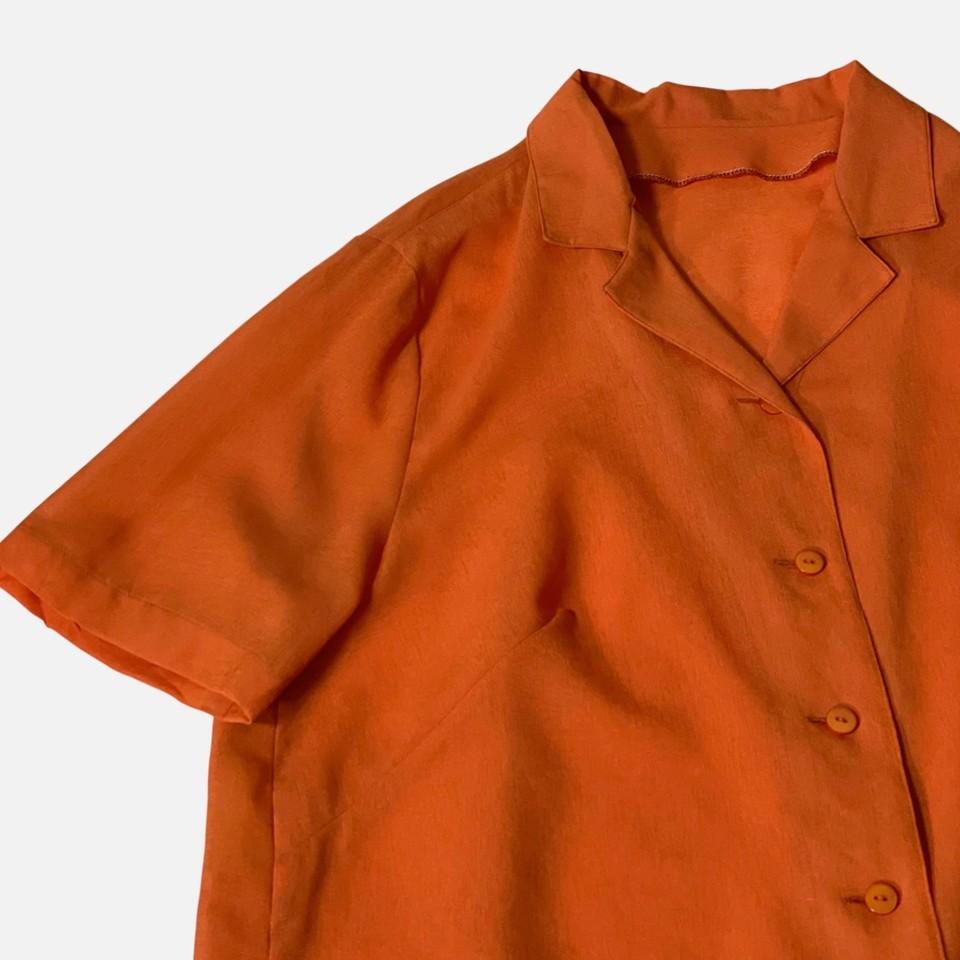 open collared sheer shirts
