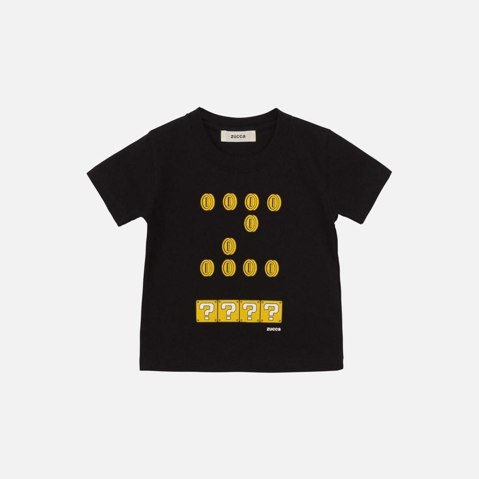<ZUCCa×SUPER MARIO>Tシャツ&トートバッグ