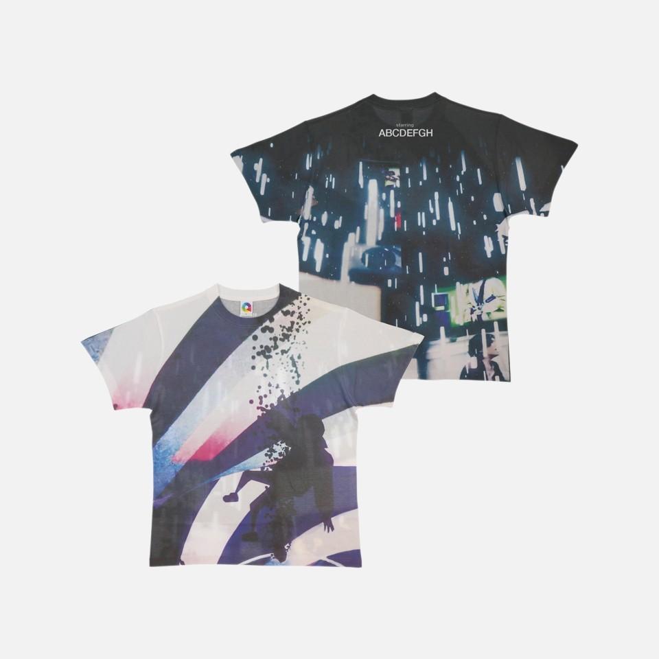 "FULLGRAPH × SHIN SEKAI ""nowhere"" T-shirt"