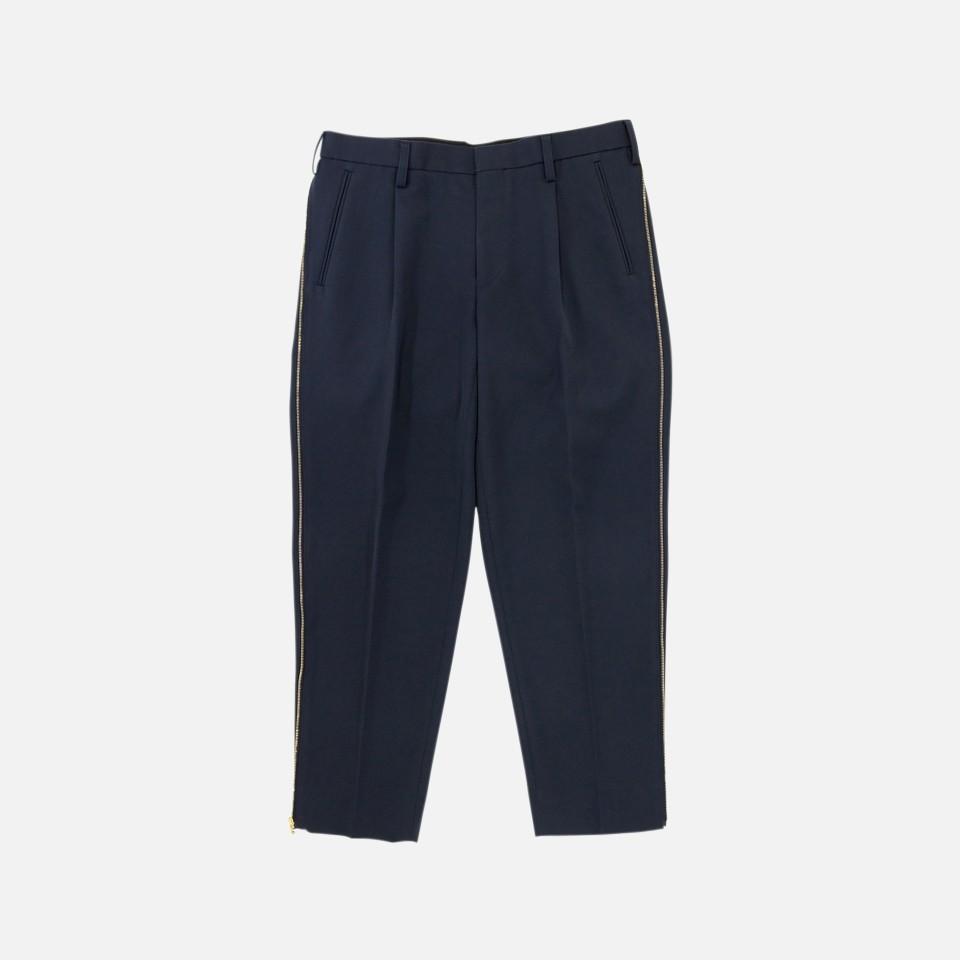 Side Zip Trousers