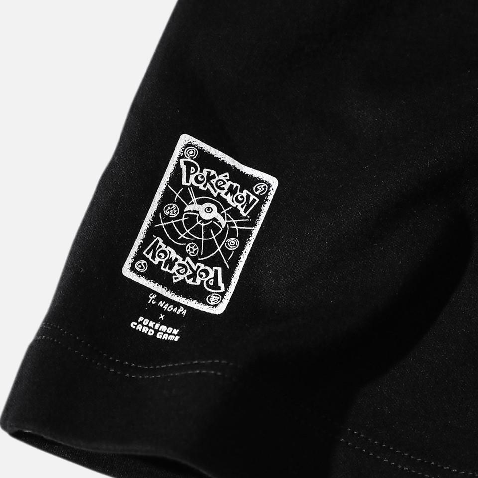 <YU NAGABA×ポケモンカードゲーム>カスタム刺繍カットソー / ロンT