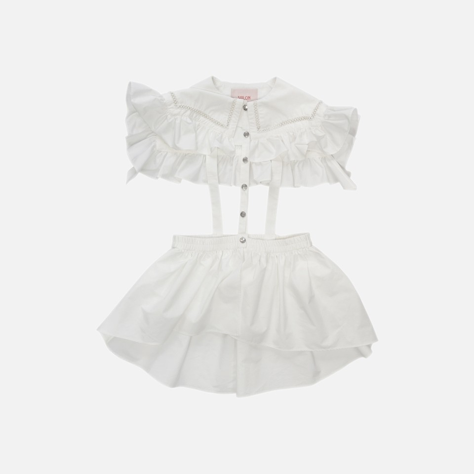 Prototype epron dress