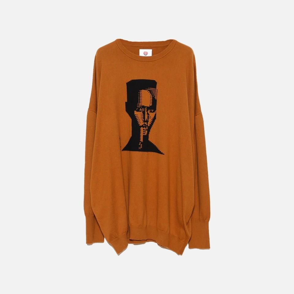 <STOF>Grace Jones Knit Sweater