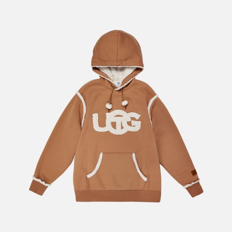 UGG®×Telfar LOGO HOODIE(CHE、HRGY)