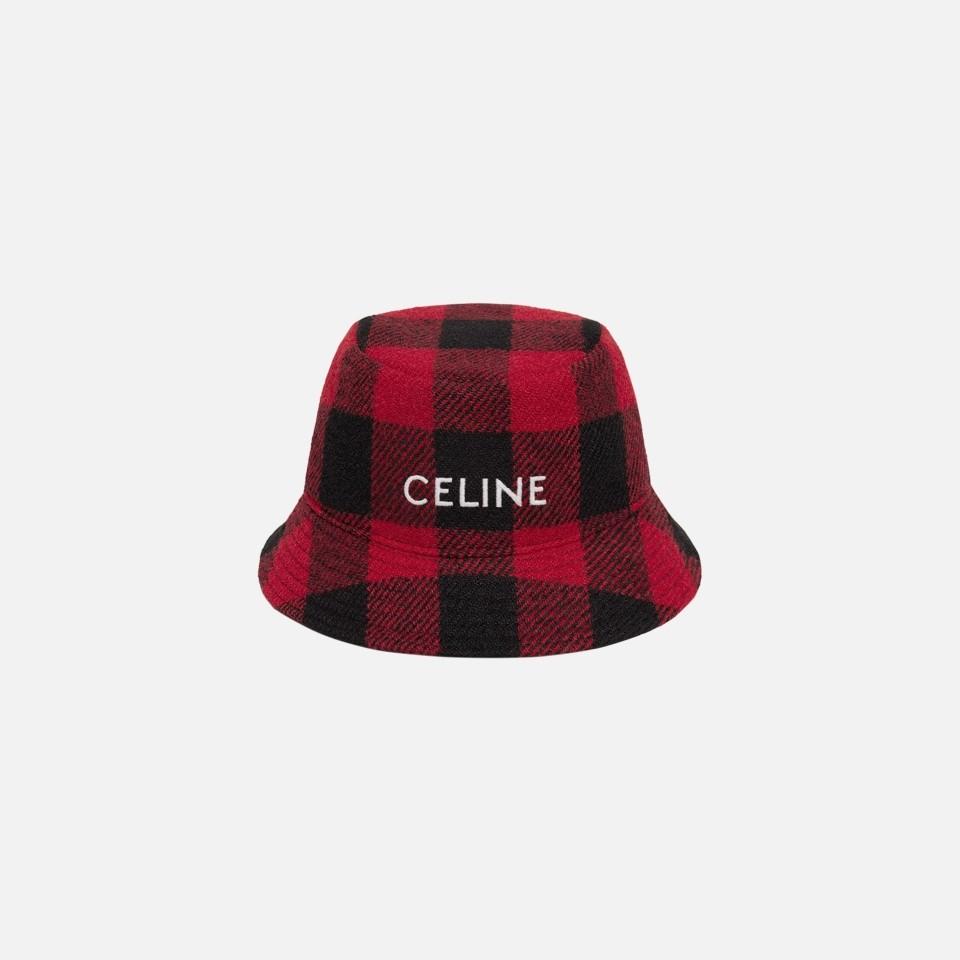 ウィンターコレクション CELINE ハット