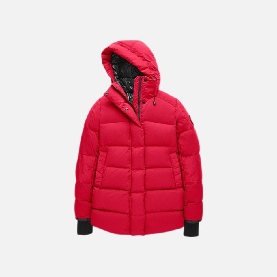 5076L ALLISTON JACKET(11 RED)