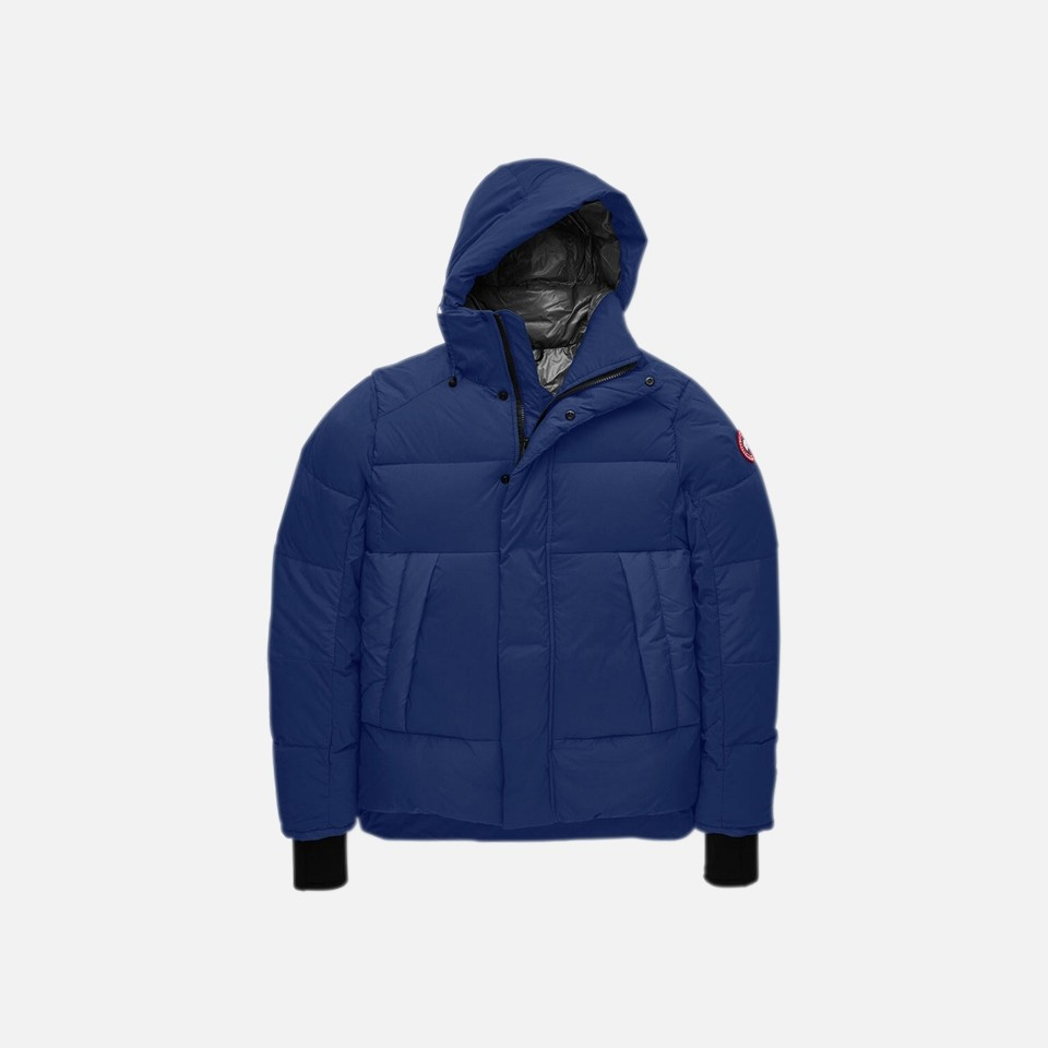 5076M ARMSTRONG HOODY(260 PACIFIC BLUE)