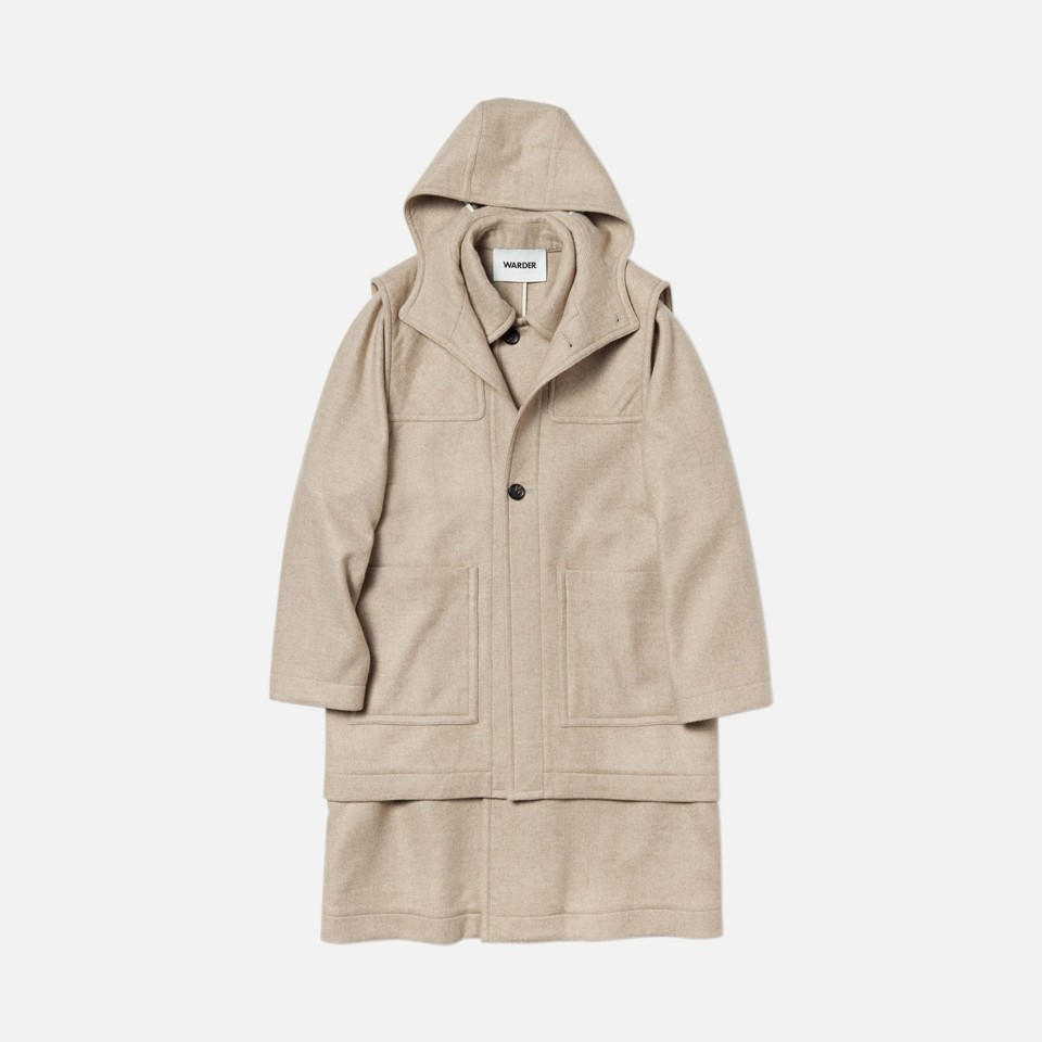<WARDER> 21AW COLLECTION