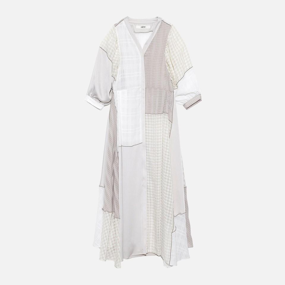 PachworkLong Dress