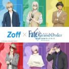 Zoff×劇場版 Fate/Grand Order -神聖円卓領域キャメロット-