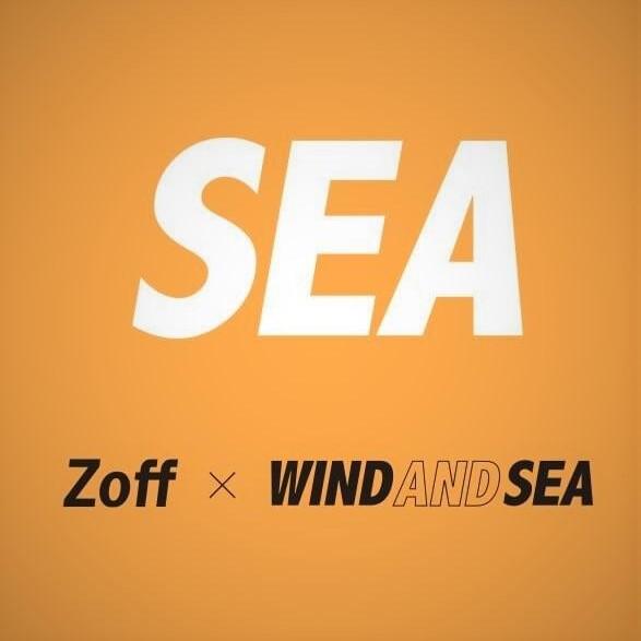 GW期間限定!ZoffとWIND AND SEAのコラボレーション第2弾!