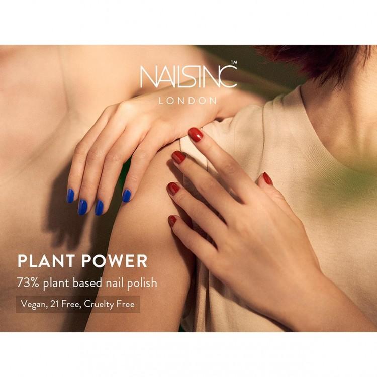 ネイルズ インク史上、最も爪に優しい 73%天然由来のヴィーガンネイルカラー
