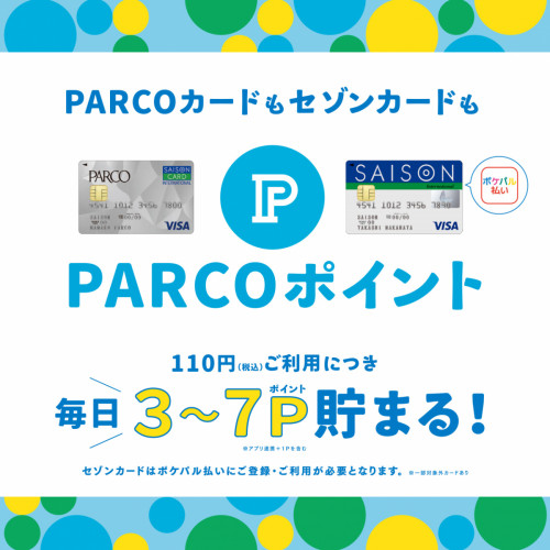 PARCO point