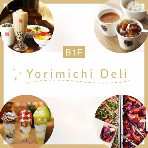 B1F Yorimichi Deli