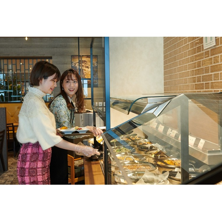 Midosuji dining opens in 13F! We tried popular gourmet [first part -2]