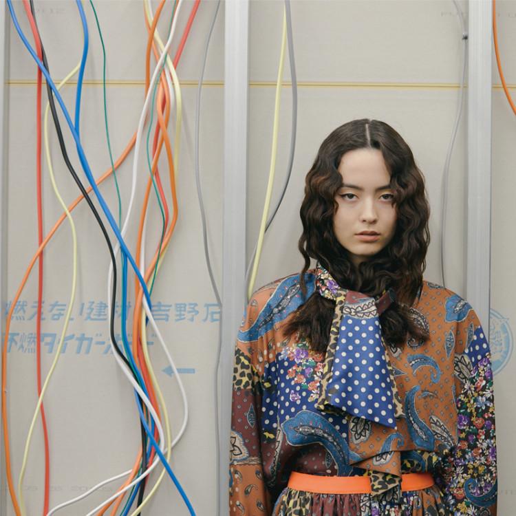 祝・オープン! モデル・工藤弥が心斎橋PARCOのファッションを堪能 -part 2. LUXURY & MODE / 2F-