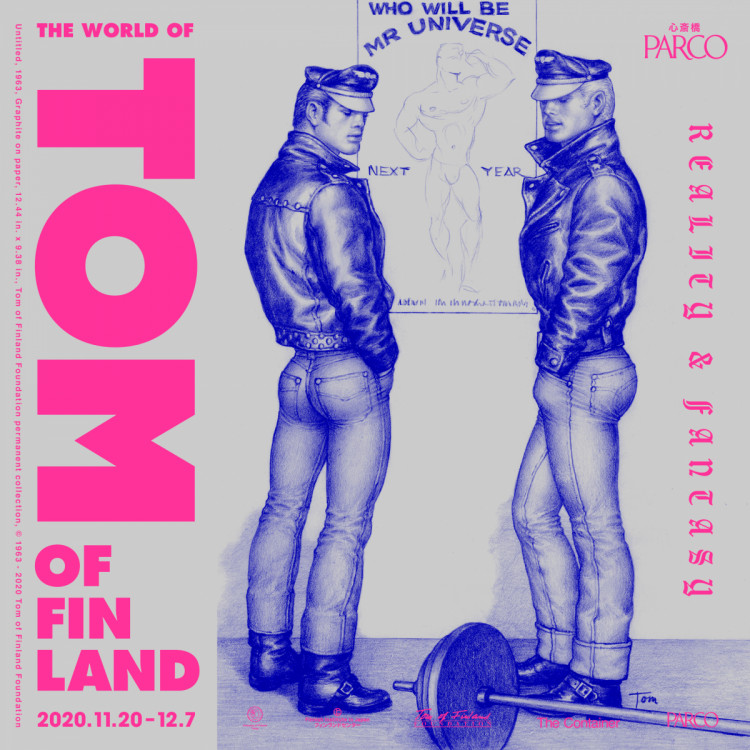 Reality&Fantasy The World of Tom of Finland