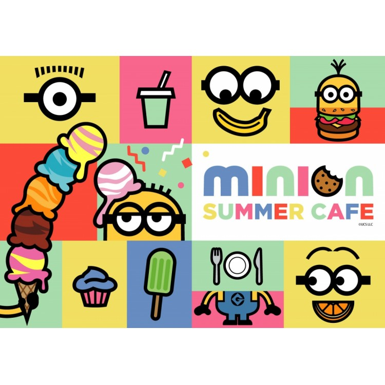 MINION SUMMER CAFE&グッズショップ