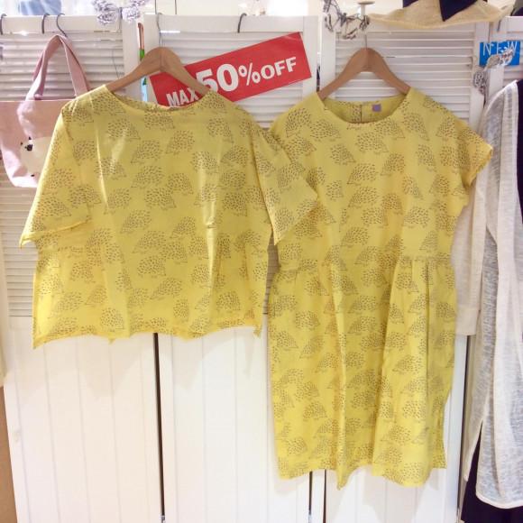 ☆大人気刺繍T シャツ&プリントプルオーバー再入荷致しました☆