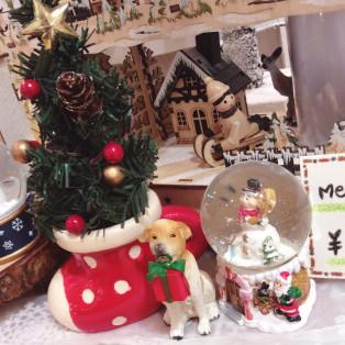 ☆クリスマス商品、更に入荷致しました☆