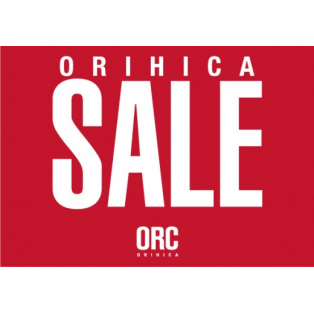 ORIHICA CLEARANCE SALE 開催です!