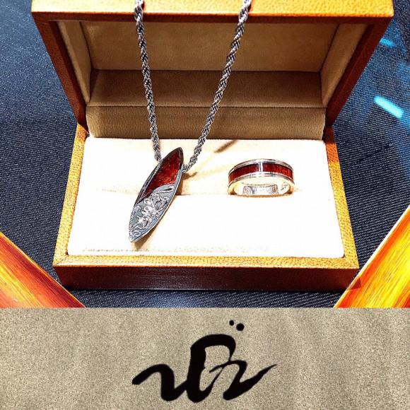 ハワイの神聖な木「コアウッド」の新商品!