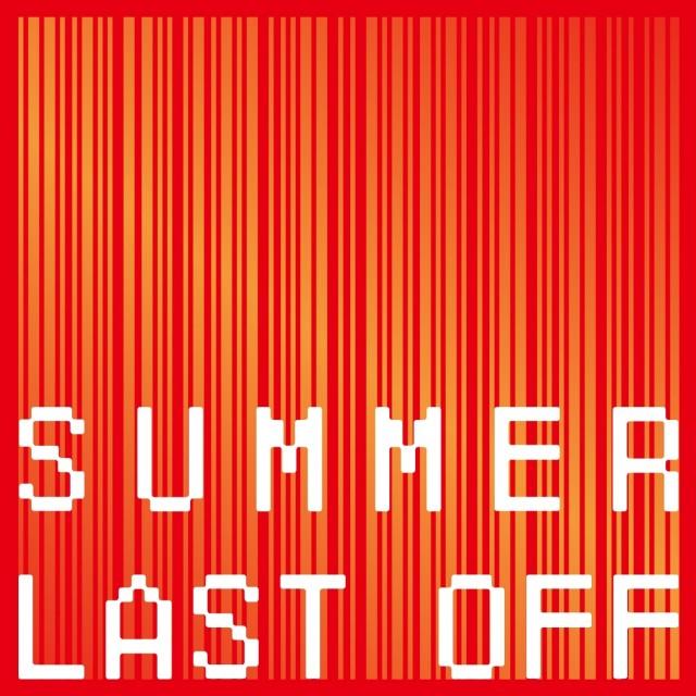 【新所沢PARCO】SUMMER LAST OFF