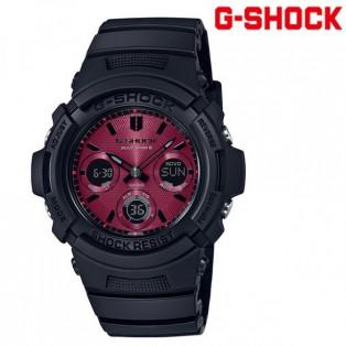 【送料無料】G-SHOCK ジーショック AWG-M100SAR-1AJ 時計