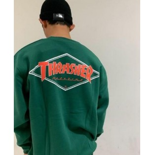 THRASHERのスウェット