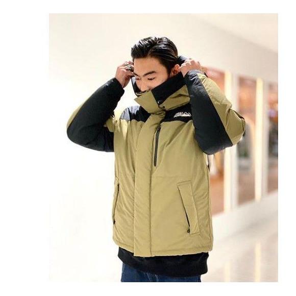 FIRST DOWN ファーストダウン これさえあればどんなに寒い日でも安心!抜群の暖かさを誇るダウンジャケット