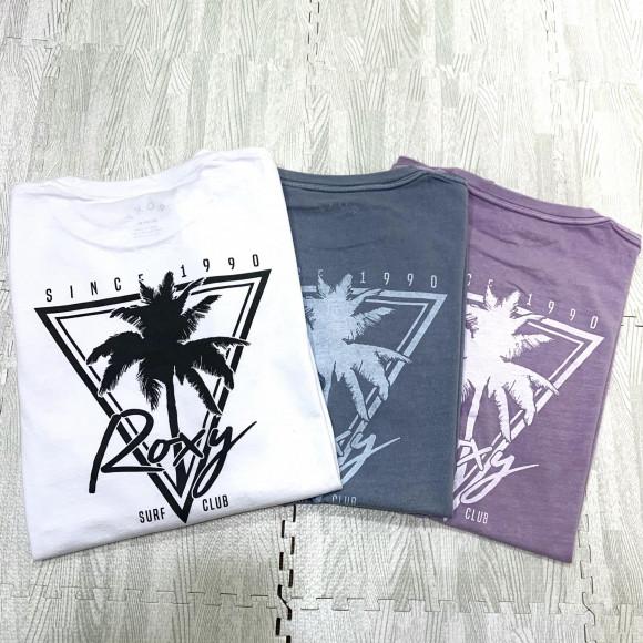 ROXY新作ロングTシャツ