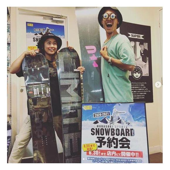 8月28日〜31日の4日間限定!NEWモデル スノーボード展示予約会☆ムラサキスポーツ静岡パルコ店で開催します♬