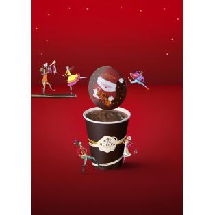 ホットショコリキサーチョコレートプレートプレゼント